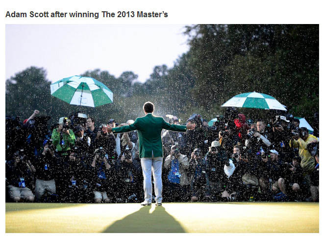 These Pictures Captured Some Of The Most Epic Moments In Sports