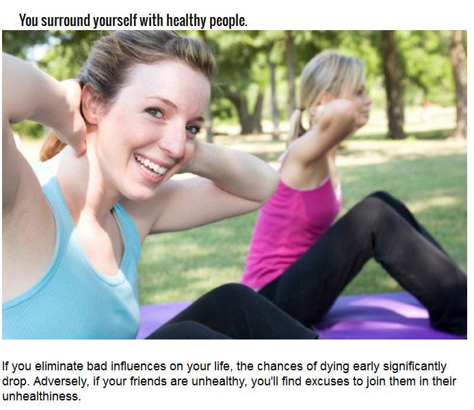 The 14 Secrets To Living A Longer Life