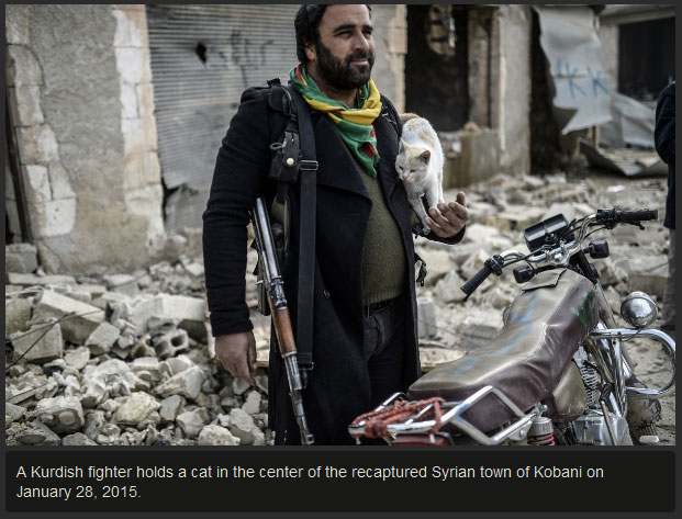 The City Of Kobani Is Safe After ISIS Is Exiled