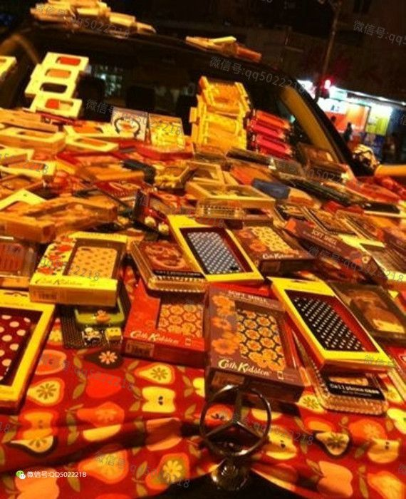 A Look At The Life Of Chinese Street Vendors