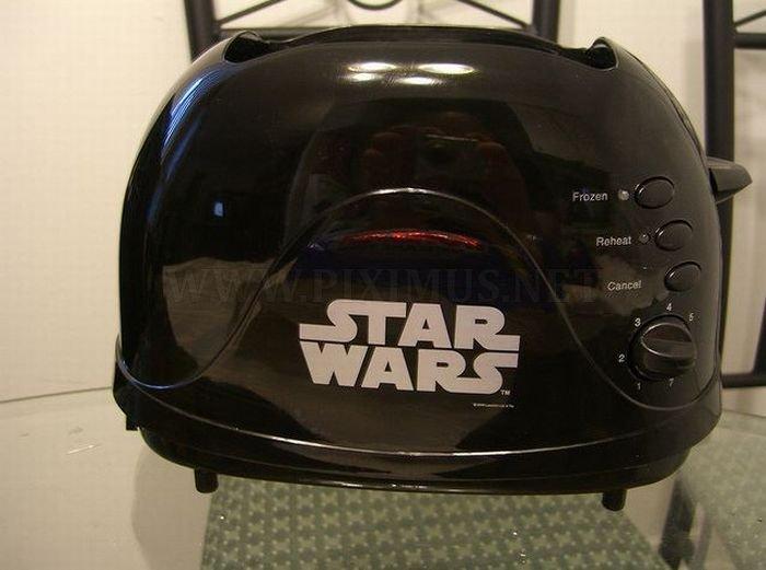 Star Wars Toast