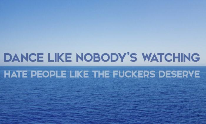 Motivational Posters That Were Made By People Who Hate People