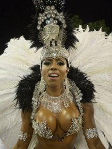 Brazilian Babes Are A Good Reason To Go To The Sao Paulo Carnival