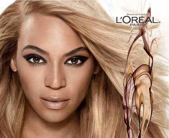 Beyonce Fans Are Furious After Untouched L'Oreal Photos Hit The Web
