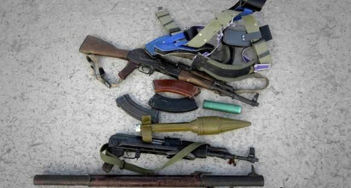 The Weapons Of Somali Pirates