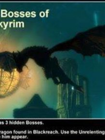 The Three Hidden Bosses You Need To Find In Skyrim