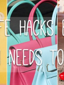 16 Simple Life Hacks That Are Perfect For Every Woman