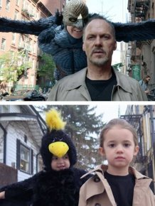 These Little Kids Recreated Scenes From 2015 Oscar Nominated Movies