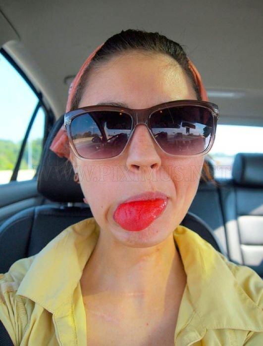 Slurpee Tongues