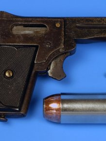 The World's Smallest Semi Automatic Pistol