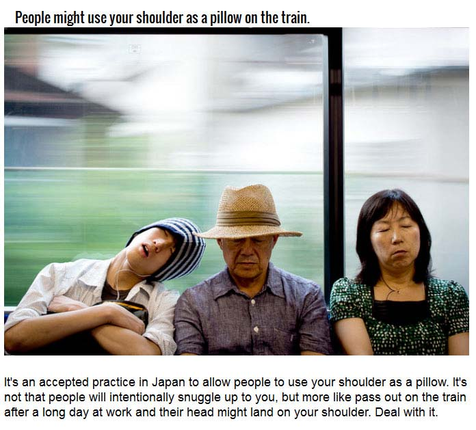 11 Real Japanese Customs You Will Probably Think Are Ridiculous