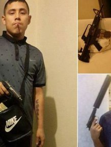 A Hitman Advertised Himself On Facebook Like An Idiot