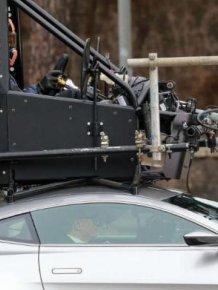 SPECTRE - Stunt Car Setup