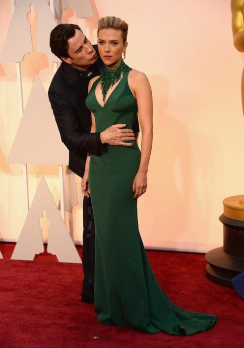 The Internet Is Having A Lot Of Fun With John Travolta And Scarlett Johansson