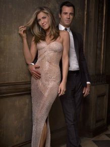 The Stars Stopped To Pose For Portaits At The Vanity Fair Oscar After Party
