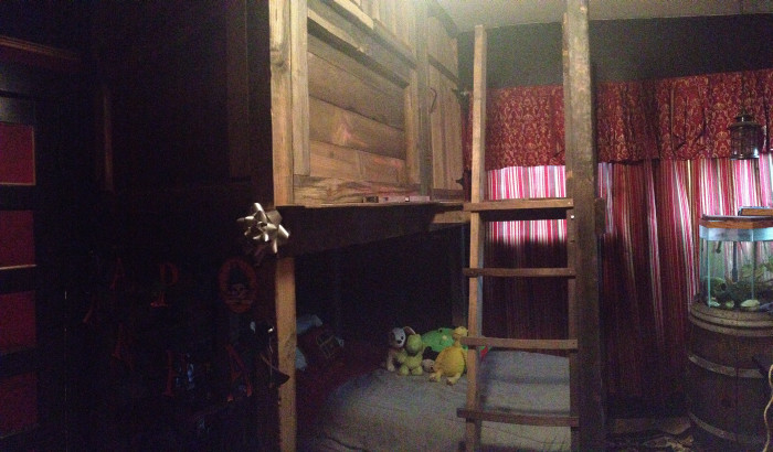 This Isn't A Bedroom Anymore It's A Pirate Room