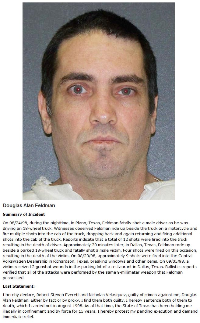 These Were The Last Words Of Death Row Inmates Others
