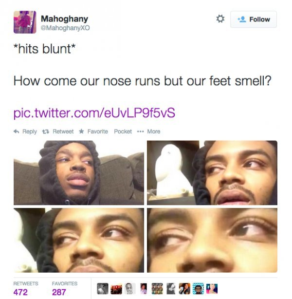 15 Pictures That Accurately Describe What It's Like To Smoke Weed