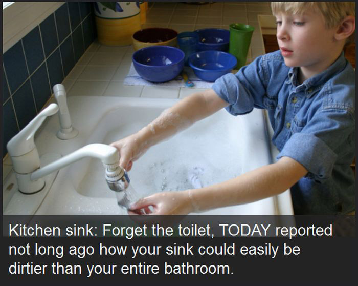 Yes It's True, These Everyday Things Are Dirtier Than Your Toilet
