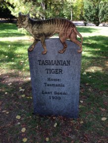 This New York Graveyard Is Dedicated To Extinct Animals