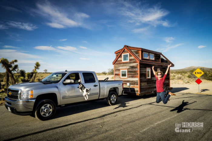 A Mobile Home You'll Want To Take Everywhere