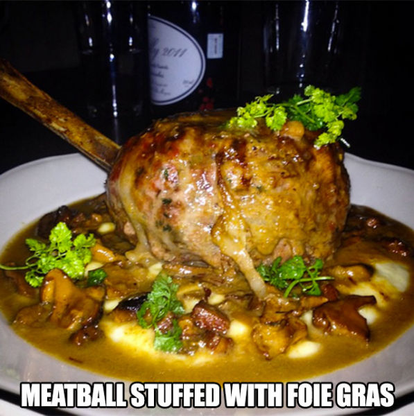 This Montreal Restaurant Has Some Interesting Gourmet Meals