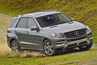 Mercedes-Benz ML-Class 2012