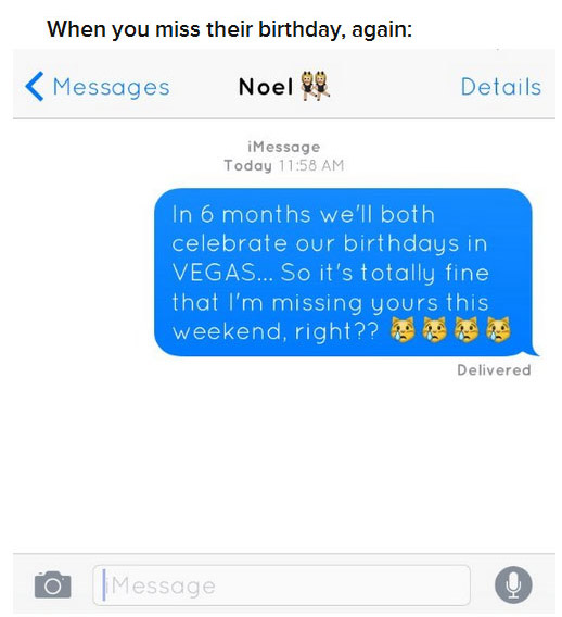 Texts That Only People With A Long Distance BFF Will Understand