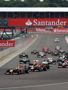 Formula 1, Great Britain 2011 - Race