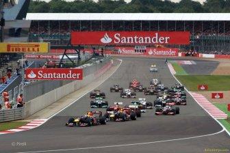 Formula 1, Great Britain 2011 - Race