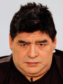 What Is Argentina Legend Diego Maradona Wearing?