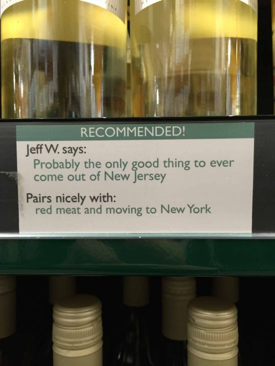 How To Troll Wine Drinkers At The Local Store