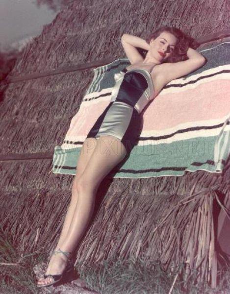 Bikinis From 1940-50's