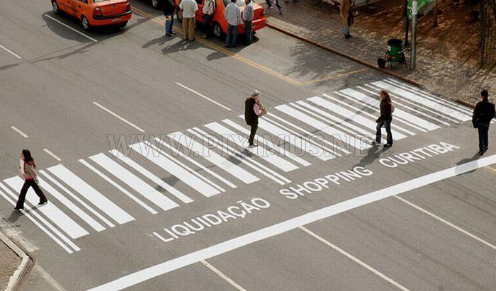 Cool And Creative Street Ads