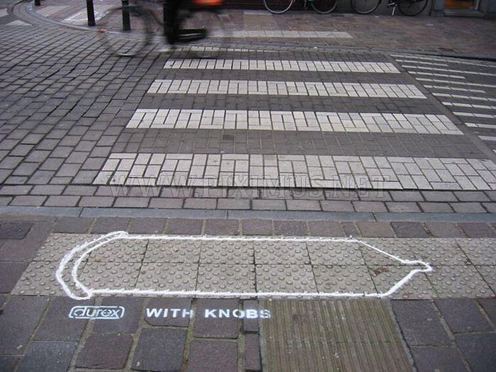 Cool And Creative Street Ads