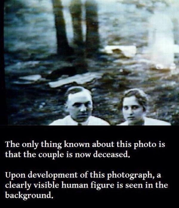 Terrifying Photos That Are Completely Real