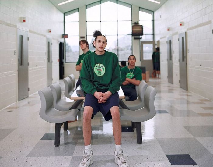 An Inside Look At Teens Behind Bars