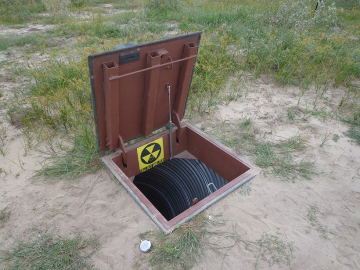 You Would Never Guess What's In This Hole In The Ground