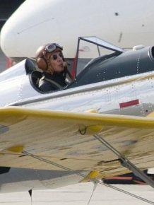Harrison Ford Crash Landed On A Gold Course To Keep Others Safe