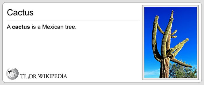 The Funniest Things People Have Ever Written On Wikipedia