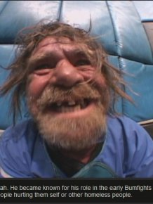 You Won't Believe What Rufus From Bumfights Looks Like Today
