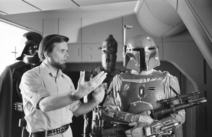 Behind-The-Scenes Of The Making Of Star Wars