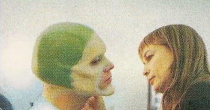 How Jim Carrey Put On The Mask In 1994, part 1994