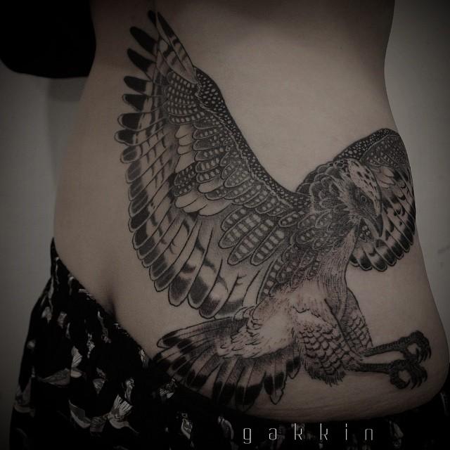 Gakkin Is An Artist That Creates Incredible Tattoo Art