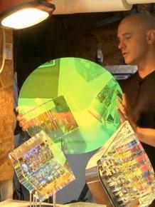 Artist Uses Fibonacci Ratios To Create Breathtaking Glass Sculptures