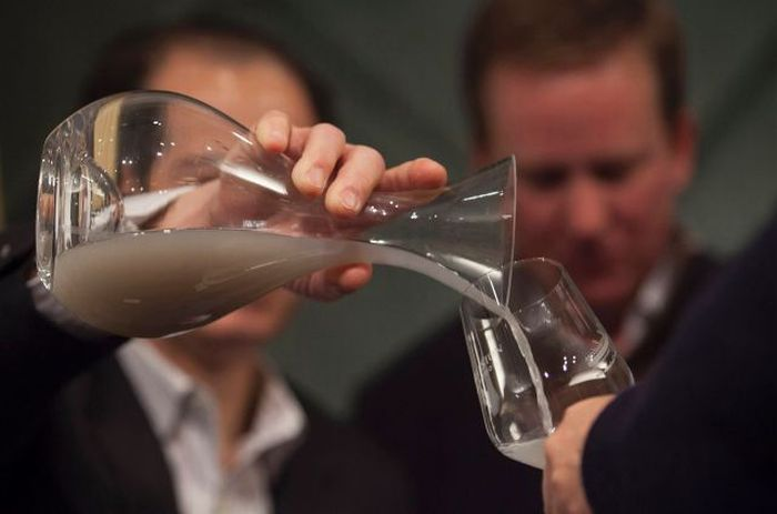 An Expensive And Ancient Bottle Of Wine Gets A Taste Test