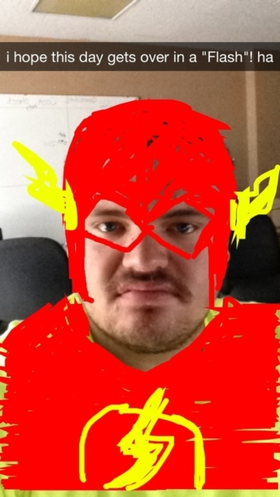 These Nerdy Snapchats Are Just Perfect