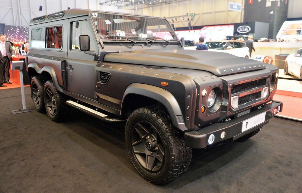Mercedes A Class >> Mercedes-Benz G-class VS Land Rover Defender | Vehicles