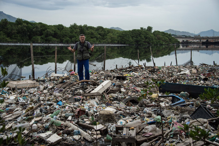 What Rio Looks Like 17 Months Before The Olympic Games