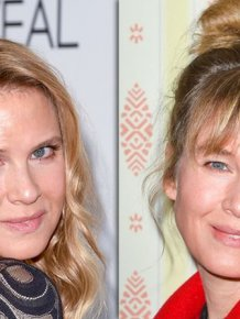 Renee Zellweger Is Looking Like Her Old Self Again